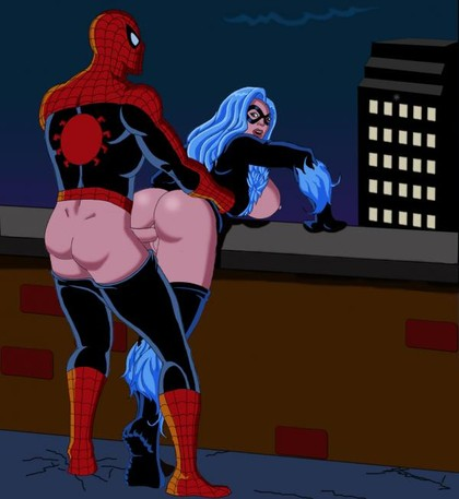 The Spiderman Sex Posistion