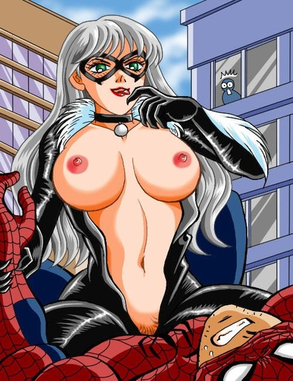 Spider Man Hentai